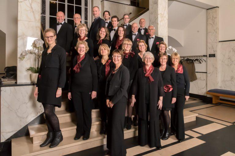 Leden van het Alhens Barok Consort